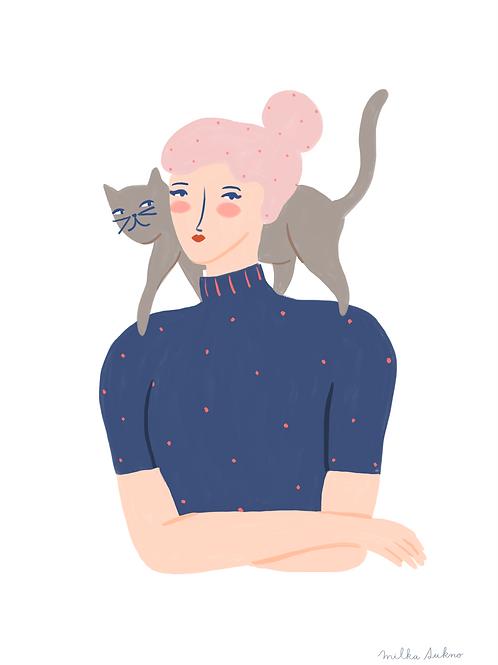 Cat lady 3