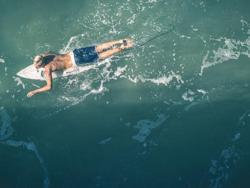 Paddling Strength Exercises for the Surfer