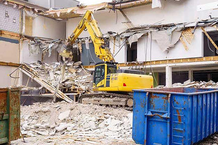 Demolition-project-with-waste-management