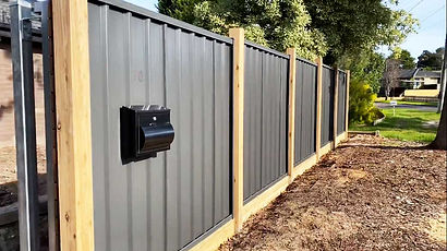 New-colorbond-fence-for-commercial-prope