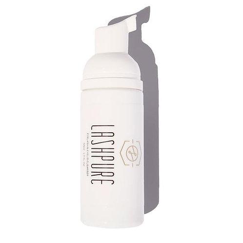 LashPure - Foaming Eyelash & Eyelid Make-up Remover/Cleanser