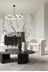 Minimalist Interior Design _ Neutral Ton