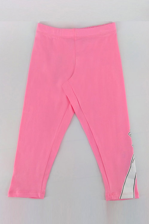 Disney Princess Belle Pink Leggings