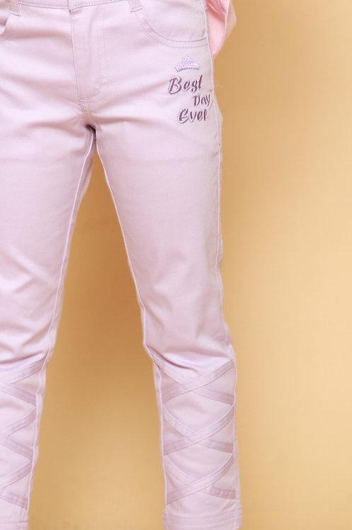 DP-4251-98 Disney Princess Tangled Purple Pants