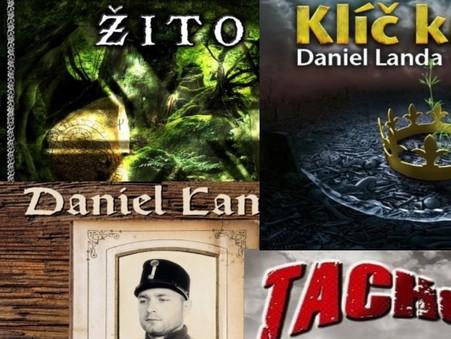 Nově v prodeji na našem e-shopu diskografie Daniela Landy