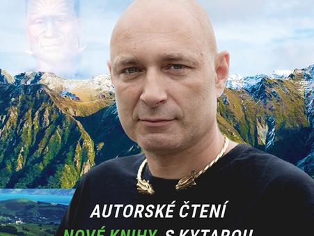Autorské čtení Plzeň