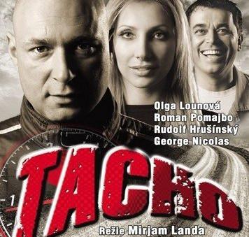 DVD Tacho jde koupit i na dobírku!