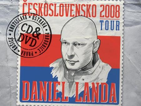 Záznam z Československo tour vychází na DVD a CD!