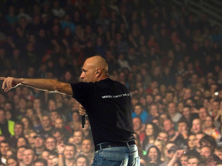Koncert Vozová hradba tour 2011 v Praze je zcela vyprodán!