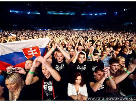 Koncert v rámci Vozová hradba tour 2011 na Slovensku!