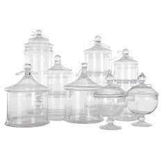 8 jars