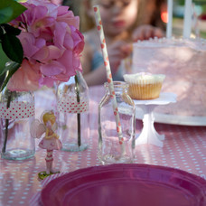 Pink fairy party