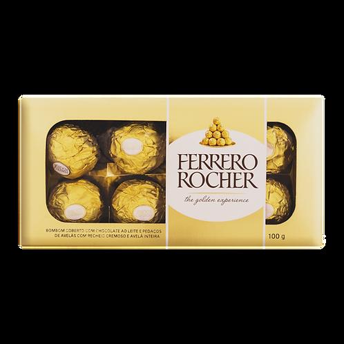 Chocolate Ferrero Rocher Display com 08 unidades
