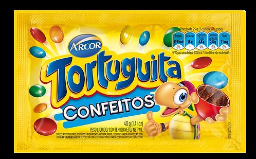 Tortuguita Confeitos Arco 40g