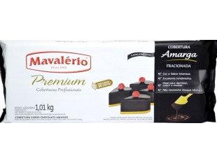 Cobertura Fracionada Mavalério Premiun Amargo 1kg
