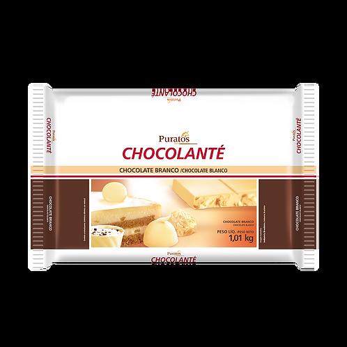 Chocolate Chocolanté Puratos Branco 1,01kg