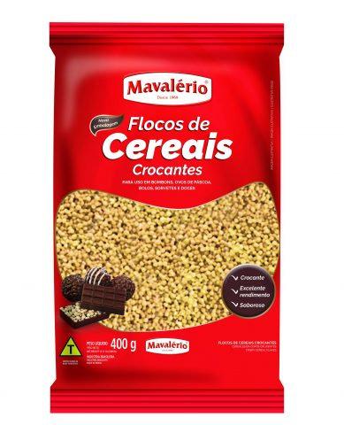 Flocos de Cereais Crocantes Mavalério 400g