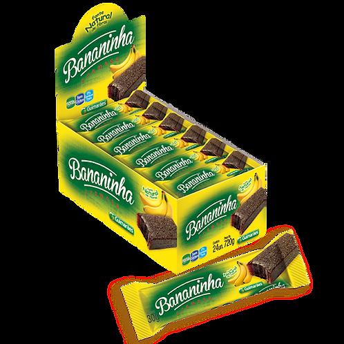 Bananinha Sem Glúten Guimarães 30g
