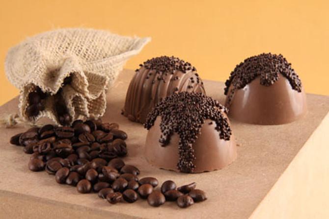 Aprenda a fazer trufa de café