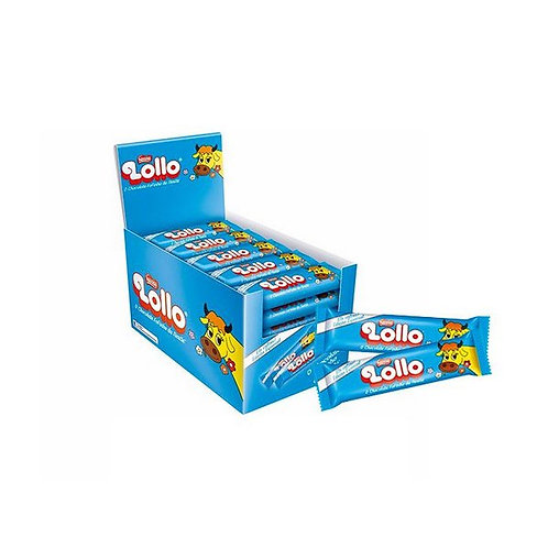 Chocolate Lolo Nestlé 28g