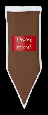 Recheio Forneável Divine de Chocolate Ao Leite 1,01kg