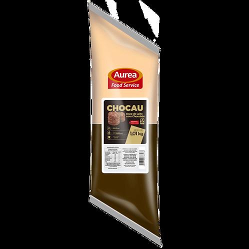 Doce de Leite com Chocolate Áurea Chocau 1,01Kg