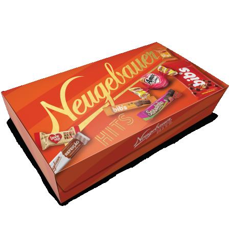 Caixa de Bombom Neugebauer Hits 200g