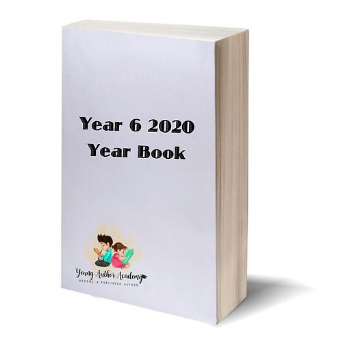 Year 6 2020 Year Book