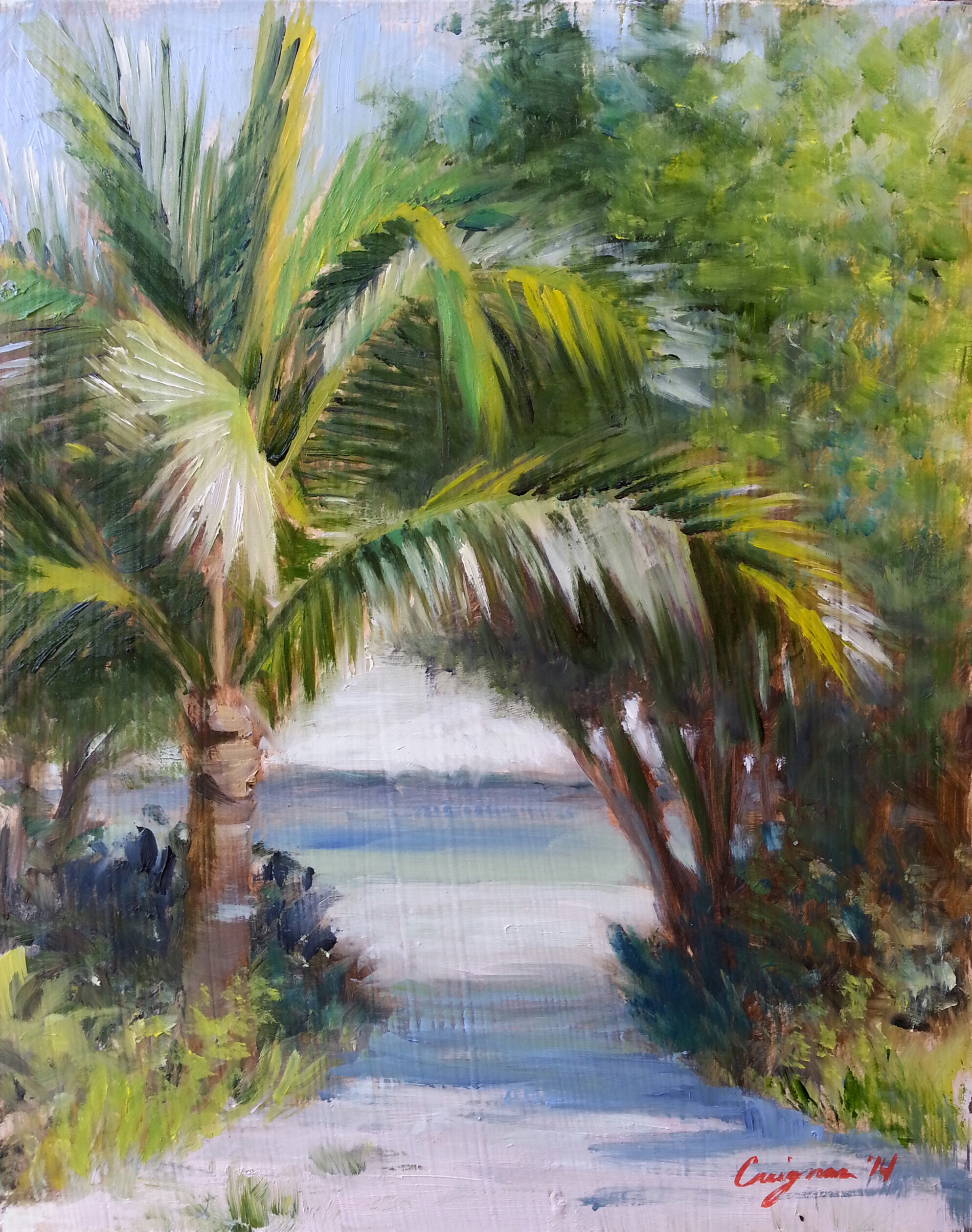 (SOLD) The Beach Path