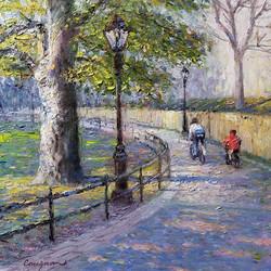 Bike Ride in the Park
