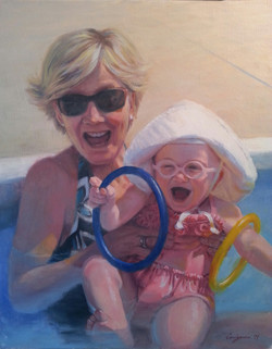 (SOLD) Pool Play