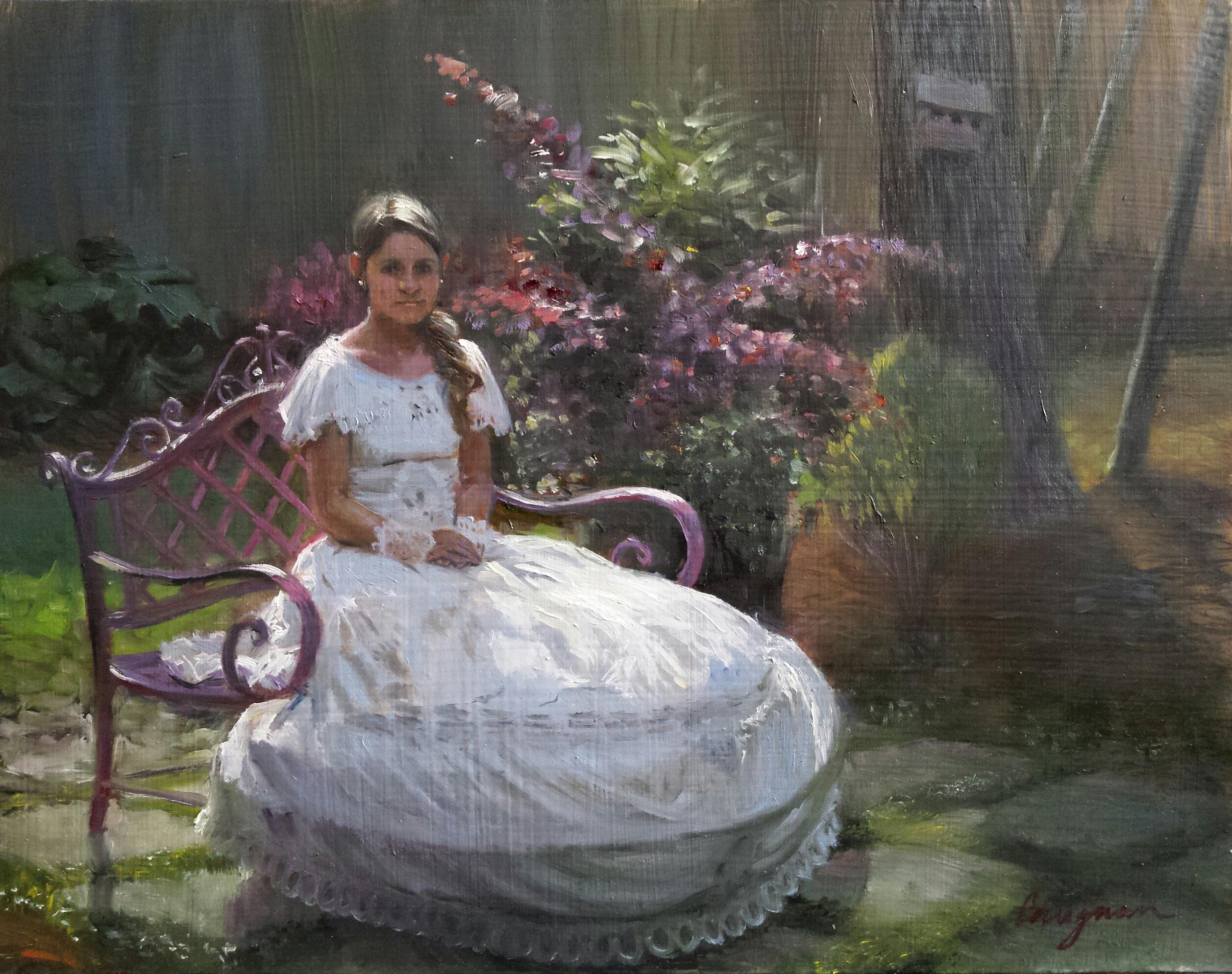 (SOLD) Madeline, Summerlin Garden