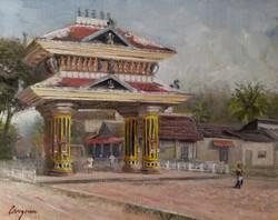 Shiva Temple, Kochi