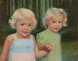 (SOLD) Sisters