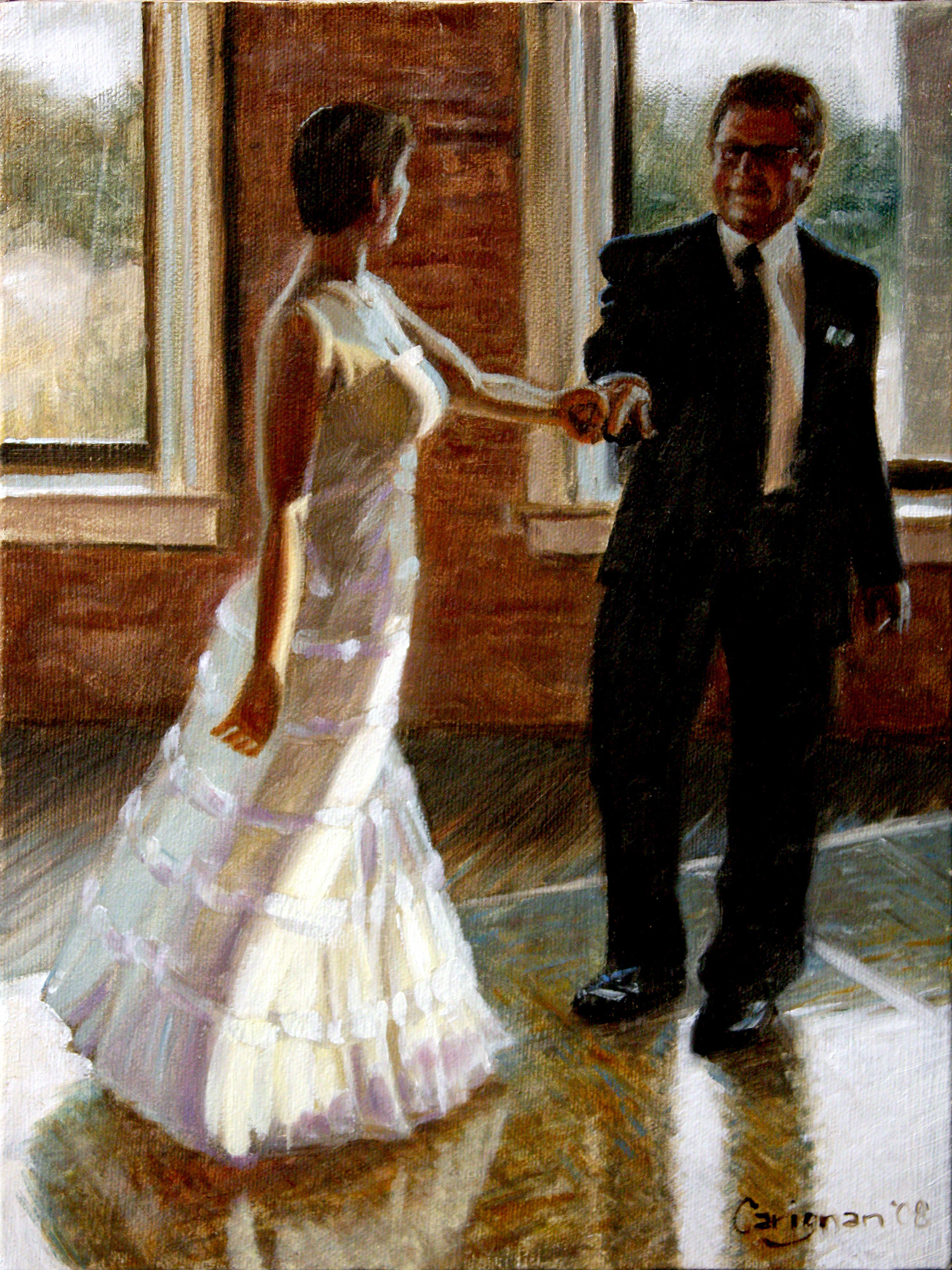 (SOLD) The First Dance