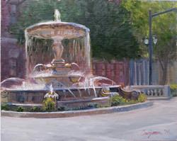 The Kenan Memorial Fountain