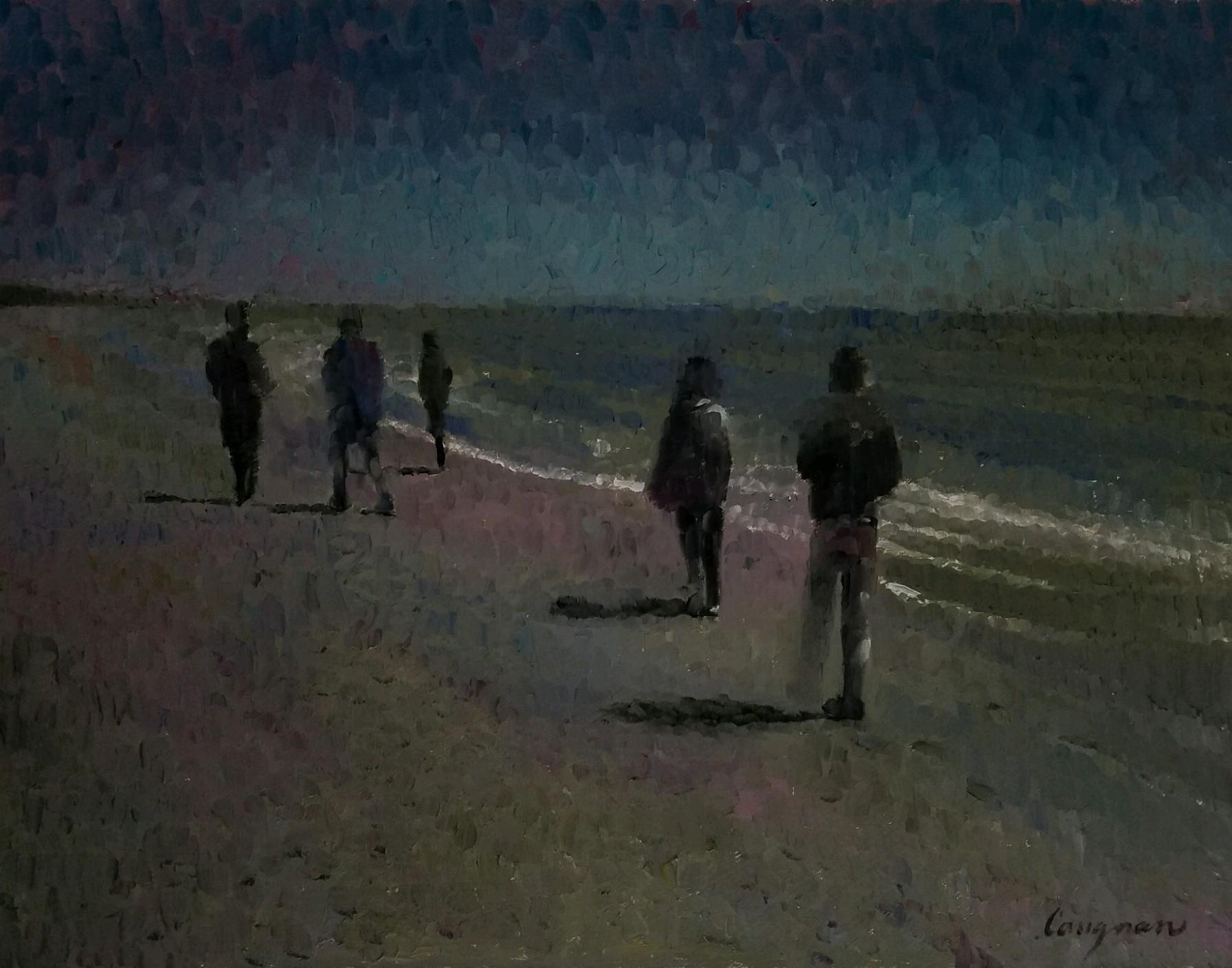 Moonlit Nocturne I
