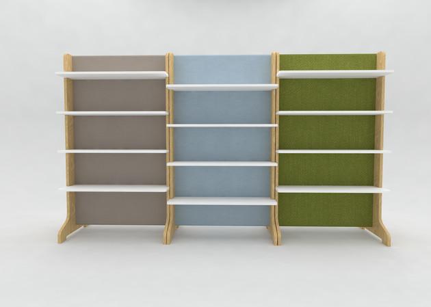 sound proof shelf