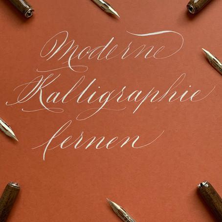 5 gute Gründe, warum du Kalligraphie lernen solltest