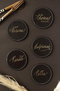 Namenskarten - Kalligraphie