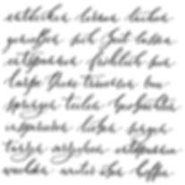 Kalligraphie lernen mit Yoligraphie