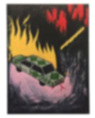 ALEX XERRI, SNAKE CAR, 2017.jpg