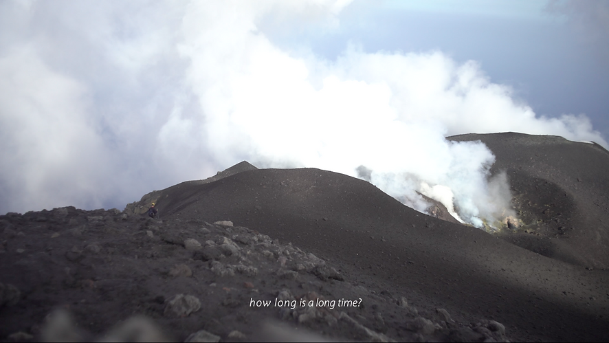 stromboli interview with a volcano long