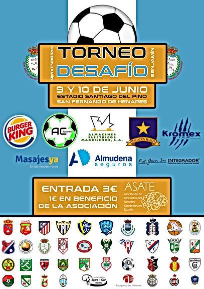 torneo desafio futbol 7 benjamin