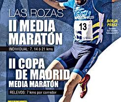 copa madrid media maratón - las rozas