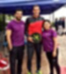 juan martin diaz, mejor jugador de la historia de paddel, junto con MasajesYa
