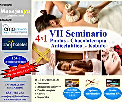 seminario pindas chocolaterapia anticelulitico kobido