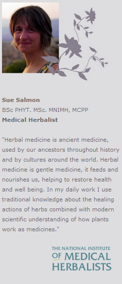 Huddersfield Based Medical Herbalist