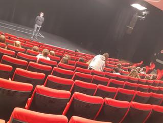 Sortie au théâtre de la Licorne