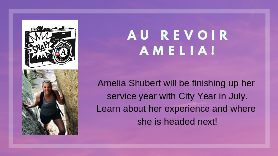 VISTA Snapshot: Amelia Shubert